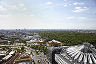 Germany, Berlin, View from Potsdamer Platz - TK000026