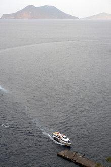 Italy, Ferry boat in sea - TK000076