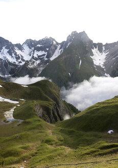 Austria, View of alps - TK000087