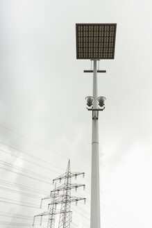Germany, Lamp poles and power poles - HLF000107