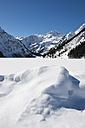Austria, View of Tannheim Alps - UMF000604