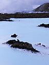 Iceland, Reykjavik, View of Blue Lagoon - BSCF000272