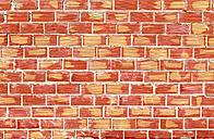 Spain, Brick wall, close up - WVF000330