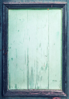 Spain, Wooden door, close up - WVF000365