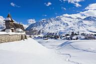Switzerland, View of Bergkirchli church - WDF001690