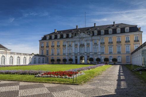 Germany, Bruehl, View of Augustusburg palace - HA000010