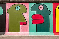 Germany, Berlin, Mural painting of comic style - CB000033