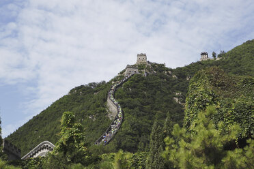 China, View of Great wall of china - KSW001067