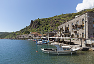 Turkey, Assos harbour at Behramkale village - SIEF003650
