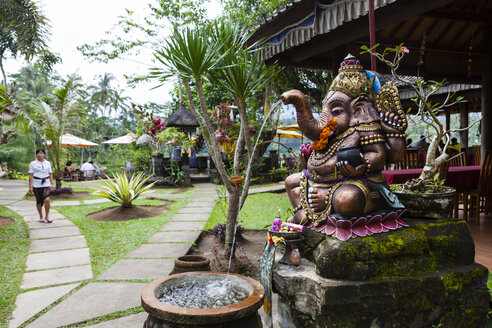 Indonesia, Statue of Ganesha in Balinese - AM000035