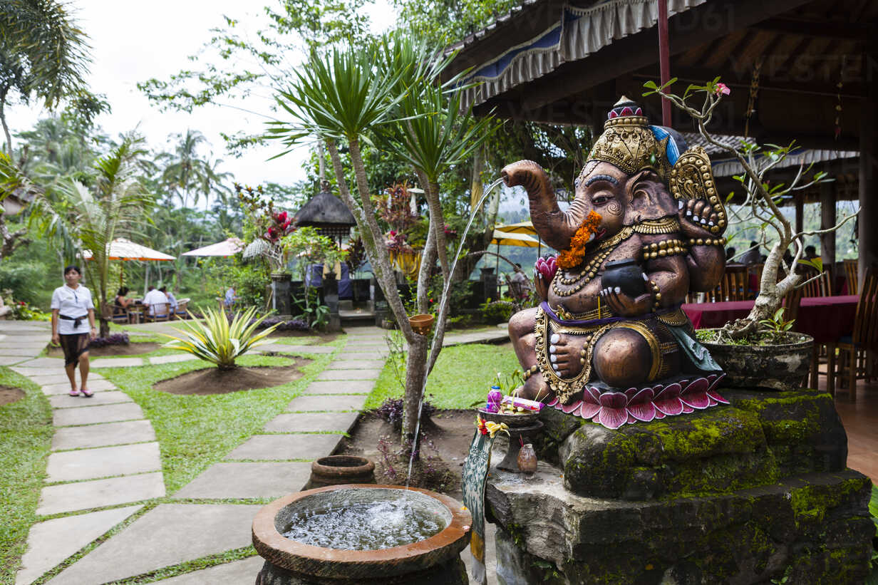 Indonesia, Statue of Ganesha in Balinese - AM000035 - Martin Moxter/Westend61