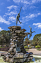 Spain, Gran Canaria, Las Palmas, Statue of national heroes - MAB000042