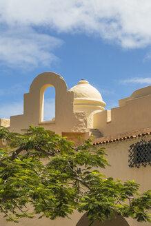 Spain, Gran Canaria, Las Palmas, View of Pueblo Canario - MAB000041