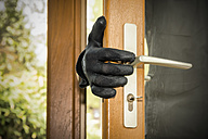 Germany, North Rhine Westphalia, Burglary breaking into family home - ON000183