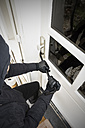 Germany, North Rhine Westphalia, Burglary breaking into family home - ONF000196