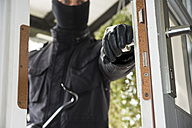 Germany, North Rhine Westphalia, Burglary breaking into family home - ONF000200