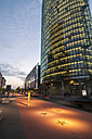 Germany, Berlin, Buildings at Potsdamer Platz - CB000082
