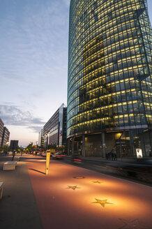 Germany, Berlin, Buildings at Potsdamer Platz - CB000082