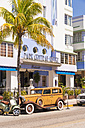 USA, Florida, Miami Beach, View of Art Deco District - ABA000847