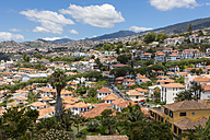 Portugal, Funchal, View of houses at Madeira - AMF000137