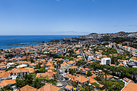Portugal, Funchal, View of houses at Madeira - AMF000138