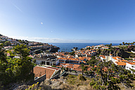 Portugal, View of houses at Camara de Lobos - AMF000205