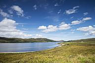 United Kingom, Scotland, View of Loch Hope near Inverhope - ELF000170