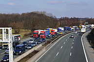 Germany, Traffic jam on highway A2 - HOH000161