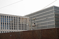 Germany, Berlin, View of BND new building of german intelligence agency - FB000057