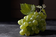 Bunch of grapes, close up - CSF019371