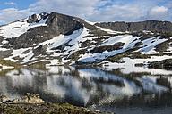 Norway, View of Jotunheimen - HWO000007