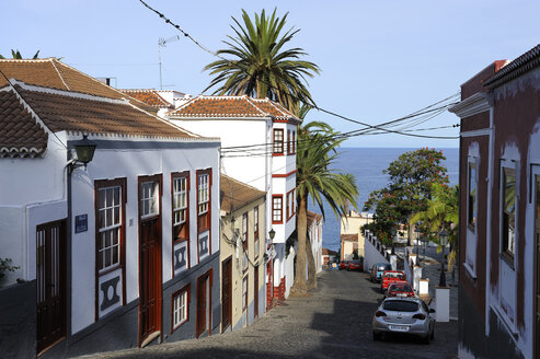 Spain, Canary Islands, Houses in San Andres - LH000153