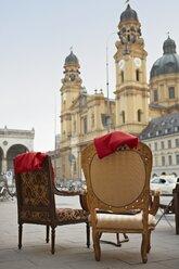 Germany, Bavaria, Munich, View of Theatine Church - ED000039