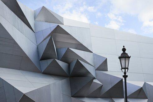 Germany, Baveria, Munich, Modern architecture at Marstallplatz - ED000032