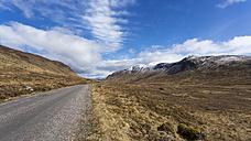 Scottish Highlands, View of landscape - STSF000007