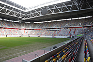Germany, Dusseldorf, Soccer stadium - JAT000084