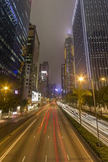 China, Hong Kong, View of city - SJ000031
