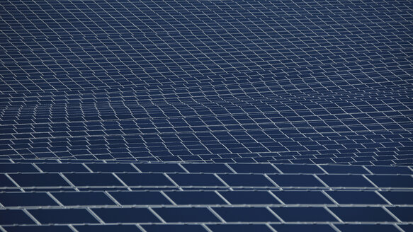 Germany, Bavaria, Solar panels, close up - RDF001044