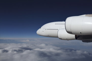 Germany, Hamburg, View of airbus A 380 - 800 - RD001106