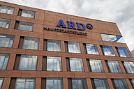 Germany, Berlin, View of ARD public TV building - HA000136