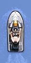 Germany, Mid adult man sitting on jetski - BSC000305