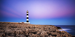 Spain, Menorca, View of lighthouse - SMAF000153