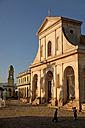 Cuba, People at Trinity Church - PC000017