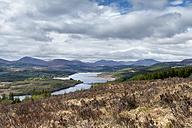 United Kingdom, Scotland, View of Loch Garry - EL000215
