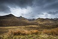 United Kingdom, Scotland, View over Glen Shiel - EL000213