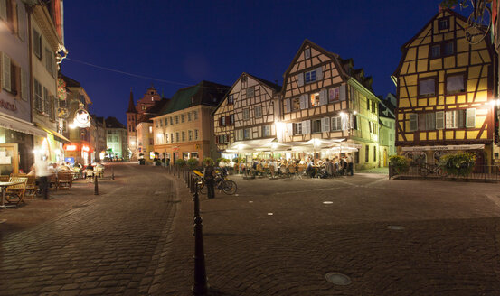 France, Colmar, View of Square Old Customs - AM000649