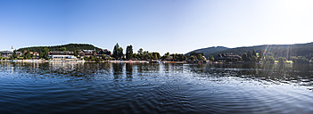 Germany, Baden Wuerttemberg, View of Lake Titisee - AM000661