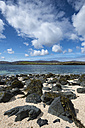 United Kingdom, Scotland, View of Coral beach near Dunvegan - ELF000254