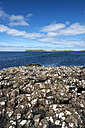 United Kingdom, Scotland, View of Coral beach near Dunvegan - ELF000252