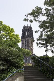 Germany, Norh Rhine Westphalia, Duisburg, View of Salvator Church - CS019735